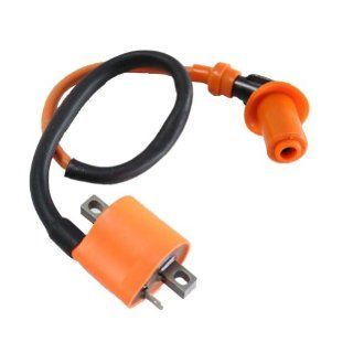 High Performance Racing Ignition Coil for Yamaha Yfm350 Raptor 350 Atv Quad Bike 2004 2005 2006 2007 2008 2009 New Automotive