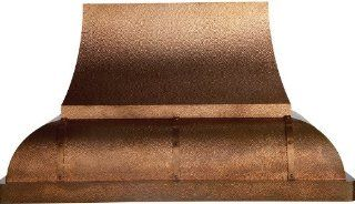 Vent A Hood Copper Chimney Style Hood Range Hood JCH348A1OL Appliances
