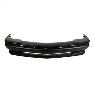 CarPartsDepot 352 141362 10, Front Bumper Cover Assembly Replacement Concours Raw Black New Automotive