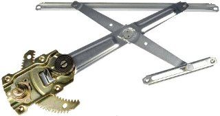 Dorman 740 352 Toyota Camry Front Driver Side Manual Window Regulator Automotive
