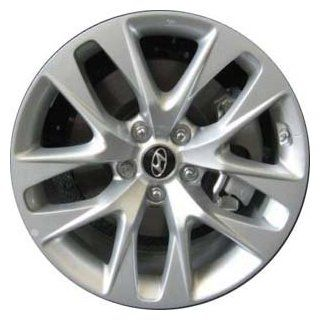 "2013 Hyundai Genesis Coupe 18"" Wheel Front (OEM) Automotive"