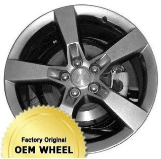 CHEVROLET CAMARO 20X9 5 SPOKE Factory Oem Wheel Rim  HYPER SILVER   Remanufactured Automotive