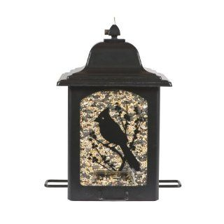 Perky Pet 363 Birds and Berries Lantern Feeder  Wild Bird Feeders  Patio, Lawn & Garden
