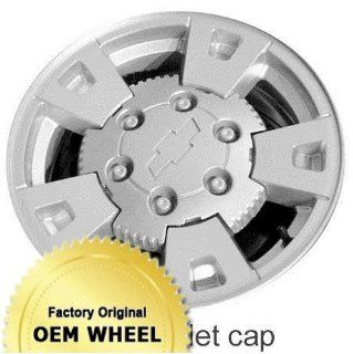 CHEVROLET,GMC,ISUZU CANYON,COLORADO,ISUZU,I 280,I 290,I 350,I 370 15x7 5 SPOKE Factory Oem Wheel Rim  CHROME   Remanufactured Automotive