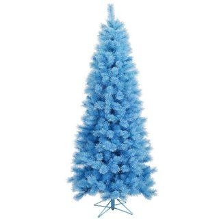 7.5' Blue Mixed Pine Cashmere Artificial Christmas Tree   Unlit