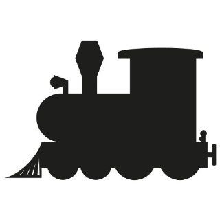 Train Repositionable Chalkboard Childrens Bedroom Kids Playroom Wall Sticker   Childrens Dry Erase Boards