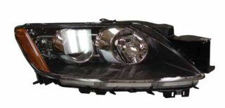 OE Replacement Mazda CX7 Passenger Side Headlight Assembly Composite (Partslink Number MA2503141) Automotive