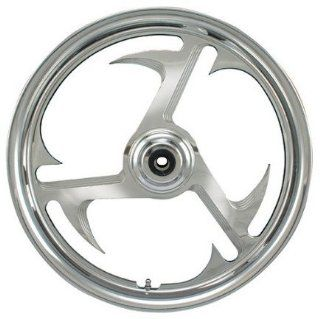 "16""x 3"" Ultima BAYONET II Polished Aluminum Rear Wheel for 86 99 Harley  Frontiercycle (Free U.S. Shipping) Automotive"