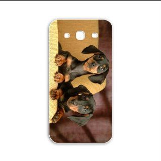 Diy Samsung Galaxy S3/SIII Animals Series dachshund puppies animal Black Case of Cute Cellphone Shell For Guays Cell Phones & Accessories