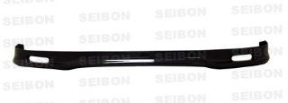 Seibon Front Carbon Fiber SP Style Lip Spoiler Honda Civic 01 03 Automotive