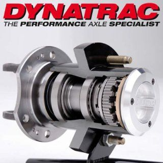 Dynatrac FO60 3B396 B Dynaloc Locking Hubs PAIR For 35 Spline 1978 97 Ford Front Dana 50 And Dana 60 Automotive