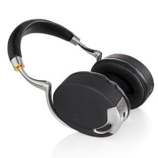 Parrot Zik Wireless Noise Cancelling Headphones with Touch Control   Black Gold Electronics
