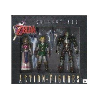 Legend of Zelda Ocarina of Time Action Figures Toys & Games