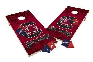 NCAA South Carolina Gamecocks Tailgate Toss Shield Game, X Large Sports & Outdoors