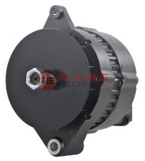 NEW ALTERNATOR JOHN DEERE COTTON PICKER BACKHOE CRAWLER AT103344 AT125414 TY6670 TY6678 8EM2009 Automotive