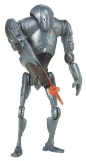 Star Wars Episode 2 Super Battle Droid Action Figure Toys & Games