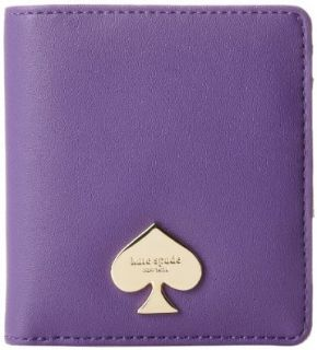 kate spade new york Cobblestone Park Small Stacy Wallet,French Navy/Bluebell,One Size Shoes