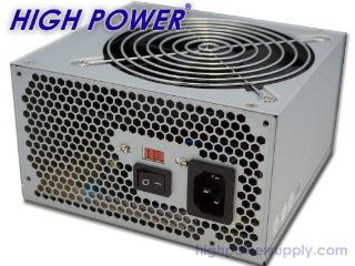 HIGH POWER� HPC 430 N12S 430 WATT Intel Approved PC Power Supply. Super low noise performance upgrade with SATA HDD & PCI EXPRESS Video Support for Dell Dimension 5150 5100 E510 E520 E521 3100 E310, Dell PowerEdge 800 830, DELL Part# MC633, PC357, N837