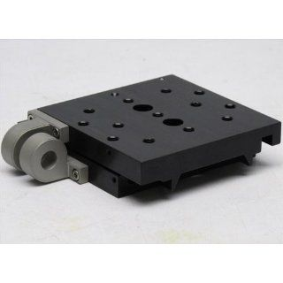 Newport M 426 Low Profile Crossed Roller Bearing Linear Stage Electronic Components
