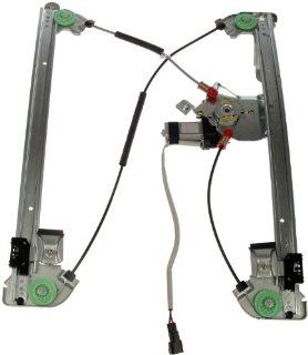 Dorman 741 429 Ford Truck Front Passenger Side Power Window Regulator with Motor Automotive