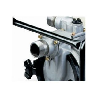 Tsurumi 190 GPM Honda Engine Driven Trash Pump with Low Oil Sensor