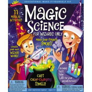 POOF Slinky Scientific Explorer Magic Science for Wizards