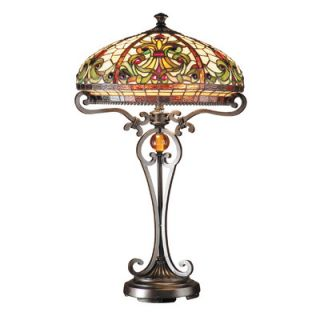 Dale Tiffany Antiques Roadshow Boehme Series Tiffany Table Lamp