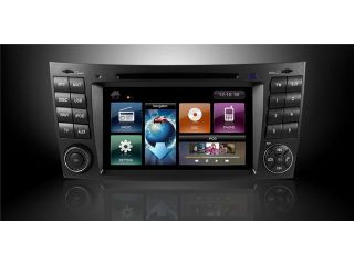 Mercedes Benz 04 10 W219 CLS 500 CLS550 CLS 55 Dynavin D99 In Dash Double Din GPS Navigation DVD iPod Radio