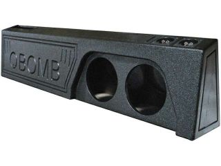 New Qpower Qb09fsc28 Dual 8 Inch 2009 2013 Ford F150 Super Crew Speaker Box