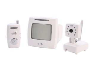 Summer Infant 02740 Day&Night Baby Video Monitor Set