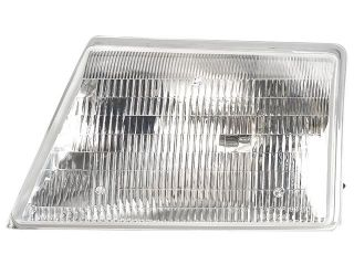 Eagle Eyes 98 00 FORD RANGER PICK UP HEADLIGHT FR242 B101L Driver Side