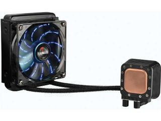 Enermax Liqmax 120S Aluminum All in One Liquid Cooler With 120mm Circular Blue LED Fan