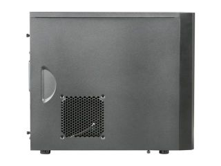Fractal Design Core 1000 Micro ATX Computer Case w/  1 x 120mm fan