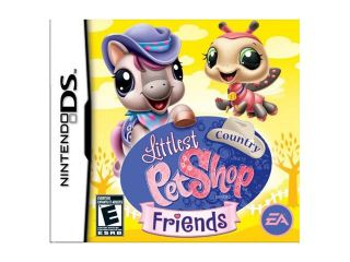 Littlest Pet Shop: Country Friends Nintendo DS Game EA