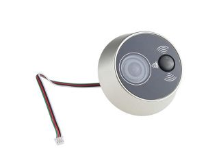 "3.5""  inch LCD Digital Video Door Viewer Peephole Doorbell Security Camera   150 degree Wide Angle, 300KP CMOS"