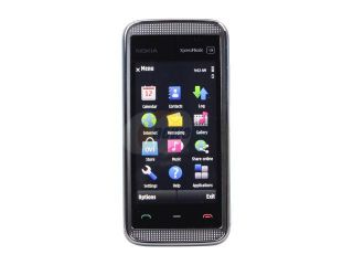 Nokia 5530 XpressMusic Blue Unlocked GSM Touch Screen Phones with 3.2MP camera