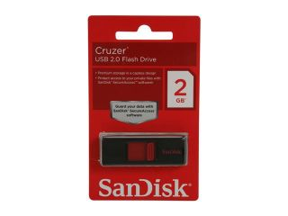 SanDisk Cruzer 32GB USB 2.0 Flash Drive Model SDCZ36 032G B35