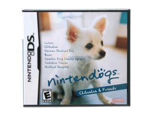 Nintendogs: Chihuahua and Friends Nintendo DS game Nintendo