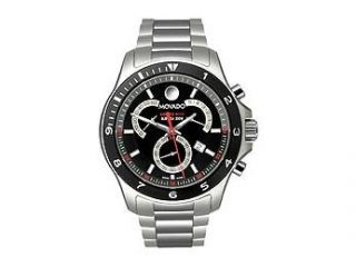 Movado Series 800 Sub Sea Chronograph Black Dial Men's watch #2600090