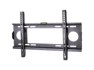 SIIG CE MT0H11 S1 Black Low Profile Universal TV Mount  TV Bracket