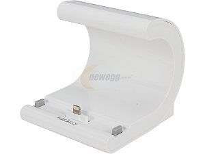 Macally White Charge & Sync Dock for iphone 5, ipad4, ipad mini, ipod touch 5th gen, ipod nano 7th gen charge and sync docking station