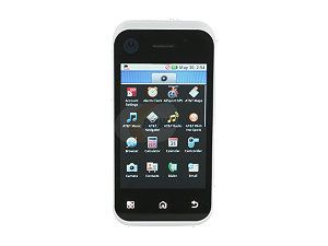Motorola BACKFLIP MB300 Black 3G Unlocked GSM Smart Phone with Touch Screen & Full QWERTY Keyboard