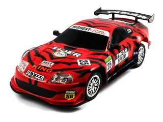 HUGE Electric Full Function 1:8 Yokohama High Performance & Speed Racing Toyota Supra RTR RC Car (Colors May Vary) RECHARGEABLE