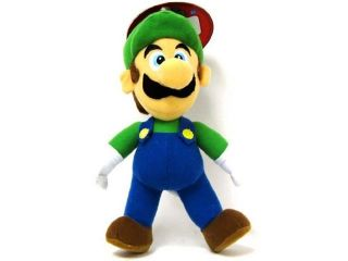 "Nintendo Super Mario   Luigi 6"" Plush Doll"