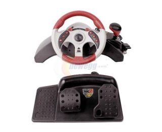 Mad Catz Universal MC2 Racing Wheel and Pedals