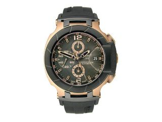 Tissot T Race Chrono Black Dial Men's watch #T048.427.27.057.01
