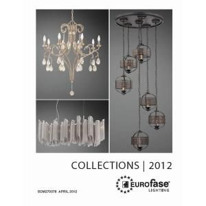 Eurofase Collections 2012 Special Order Catalog MKT CAT INHDU2012