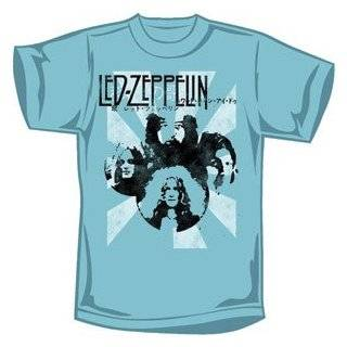 Led Zeppelin   Astro T Shirt Clothing