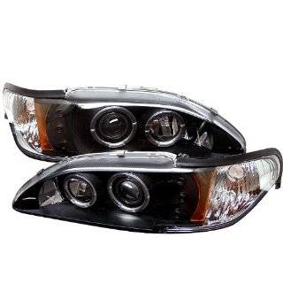 Spyder Auto Ford Mustang Chrome Halogen LED Projector